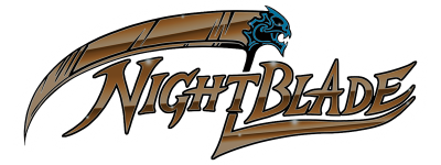 Nightblade Earth Logo